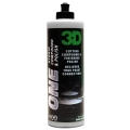 3D One, Hybrid Cutting Compound and Finishing Polish - 16 oz.