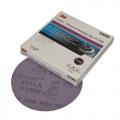 3M Trizact Hookit Sanding Discs, 1500 grit, 02088 - 6 inch (box of 25)