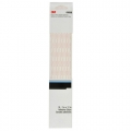 3M Press-In-Place Emblem Adhesive, 2 in x 12 in (10 pack)