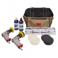 3M Professional Headlight Lens Restoration Kit, 02516