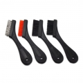 Wheel Woolies 4-Piece Detailing Brush Set