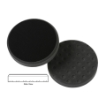 Lake Country CCS Cutback DA Foam Finishing Pad, Black - 5.5 inch