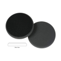 Lake Country Flat Cutback DA Foam Finishing Pad, Black - 5.5 inch