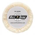 "Buff and Shine Wool Cutting Pad - 5 inch (4.5"" backing)"