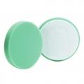 Buff and Shine Green Foam Polishing Pad - 5.5 Inch
