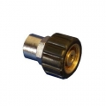 Cam Spray Twist Fast to 1/4 Inch Quick Coupler Adapter