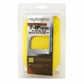 AutoSpa Yellow Foam Application Bonnet - 7-8 inch