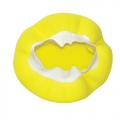 AutoSpa Yellow Foam Application Bonnet for 9-10 inch Orbital Polishers