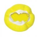 AutoSpa Yellow Foam Application Bonnet for 9-10 inch Orbital Polishers