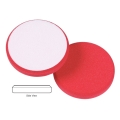 Lake Country Hydro-Tech Foam Finishing Pad, Crimson - 6.5 inch x 7/8 inch