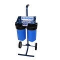 CR Spotless DIC-10 Medium Output Deionized Water Rolling System