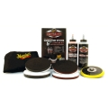 Meguiar's DA Microfiber Correction System Kit, 5 in.