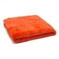 "Edgeless Duo-Plush 470 Microfiber Towel - Orange - 16"" x 16"""