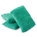Griot's Garage Premium Micro Fiber Interior Cleaning Pads, Green (3 pack)