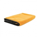 Griot's Garage Microfiber Terry Weave Drying Towel, Yellow - 25 in. x 35 in.