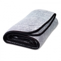 Griot's Garage PFM Terry Weave Drying Towel, Gray - 25 in. x 35 in.