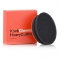 KochChemie Heavy Cut Foam Pad, Red - 3 inch