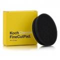 KochChemie Fine Cut Foam Pad, Yellow - 3 inch
