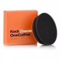 KochChemie One Cut Foam Pad, Orange - 3 inch