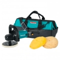 Makita 9237C Rotary Polisher Kit (includes bag and 2 wool pads)