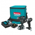 Makita 18V LXT Lithium-Ion Sub-Compact Brushless Cordless 2-Pc. Combo Kit (2.0Ah)