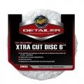 Meguiar's DA Microfiber Xtra Cutting Discs, DMX6 - 6 inch (2 pack)