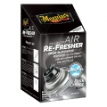 Meguiar's Whole Car Air Refresher Odor Eliminator, Black Chrome Scent - 2 oz. aerosol
