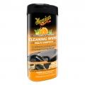 Meguiar's Citrus Fresh Cleaning Wipes