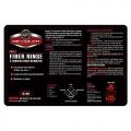 Meguiar's Pro Fiber Rinse & Tannin Stain Remover Secondary Label