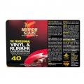 Meguiar's Secondary Label - Vinyl & Rubber Cleaner/Conditioner #40
