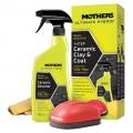 Mothers Ultimate Hybrid 1-Step Ceramic Clay & Coat - 24 oz.