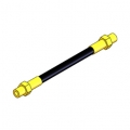 Mytee Part #A935 - Solution Hose, Pigtail, 1/8 in. x 5.5 in.