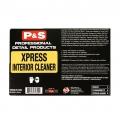 P&S Bottle Label - Xpress Interior
