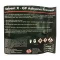 P&S Bottle Label - Solvent X