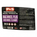 P&S Bottle Label - Mag Wheel Plus