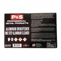 P&S Bottle Label - Aluminum Brightener