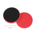 Lake Country Flat Cutback DA Foam Wax/Sealant Pad, Red - 5.5 inch