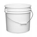 Wash Bucket, White - 3.5 gal.