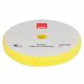 Rupes Rotary Foam Polishing Pad, Yellow/Fine - 135mm (5 inch backing)