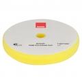 Rupes Rotary Foam Polishing Pad, Yellow/Fine - 135mm (5 inch backing)