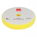 Rupes Rotary Foam Polishing Pad, Yellow/Fine - 180mm (7 inch backing)