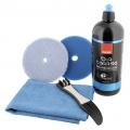 "Rupes D-A Polishing Kit, COARSE - 7"" Pads (Fits 6"" backing plates)"