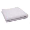 "Edgeless Duo-Plush 470 Microfiber Towel - White - 16"" x 16"""