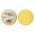 SM Arnold Speedy Yellow Foam Buffing Pad - 6 inch