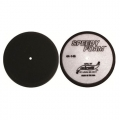 SM Arnold Speedy Black Foam Polishing Pad - 6 inch
