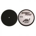 SM Arnold Speedy Black Foam Polishing Pad - 6 inch