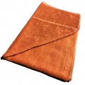 """Lint-Free Cotton Car Wash Towel - Red - 16"""" x 25"""""""