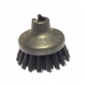 Vapor Systems Round Nylon Brush Attachment - 3 inch