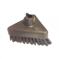 Vapor Systems Triangle Nylon Brush Attachment - 3 inch
