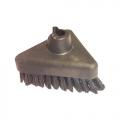 Vapor Systems Triangle Nylon Brush Attachment - 3 inch